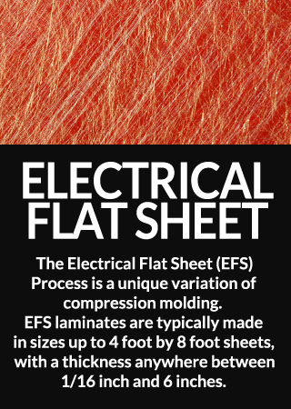 APPLICATION NOTE: ELECTRICAL FLAT SHEET